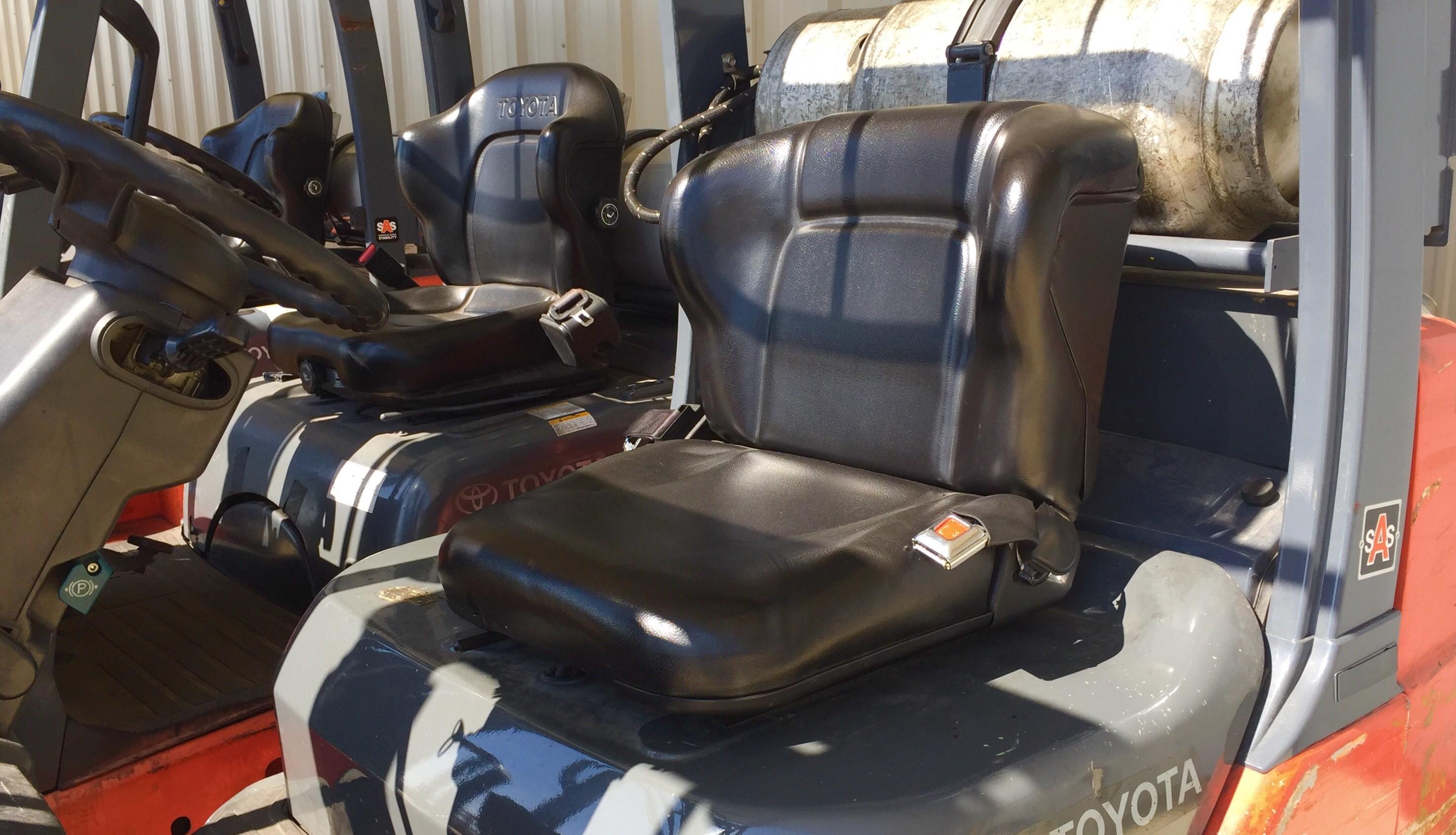 FAQs Forklift Seats - ForkliftAccessories com Blog