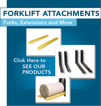 Forklift Attachment Products