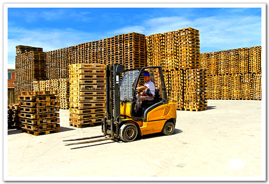 Forklift Extension Image