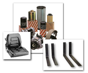 forklift accessories and parts