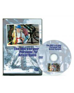 FALLDVD-E ABC's of Fall Protection DVD
