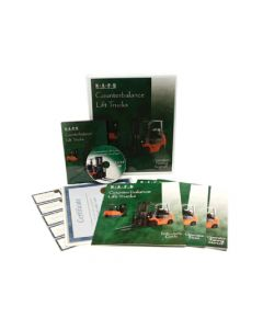 Counterbalance Forklift Video Training Kit- Video px pixel