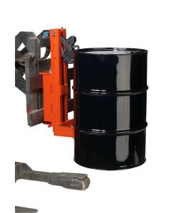 Gator Grip Forklift Carriage Mount Drum Grab