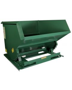 Steel Self-Dumping Hoppers High Cu Yd Capacity models