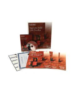 SAFE Narrow Aisle Video Training Kit Spanish DVD