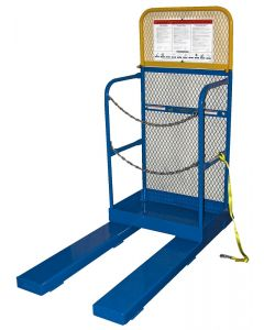 Stockpicker Work Platform