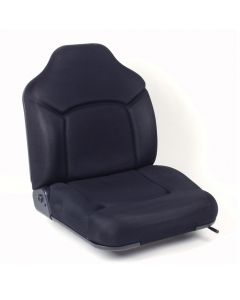 "SY1586 MICHIGAN Forklift Seat Cloth (Clark, Cat, Hyster, Mitsubish, Yale) 22 3/4""Hx19 1/2""Wx19 1/2""D"