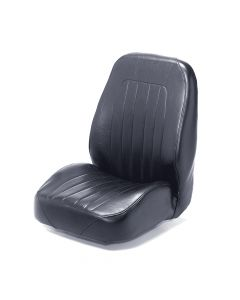 "SY1780 WISE TCM Forklift Seat Vinyl 25""Hx18""Wx25""D"