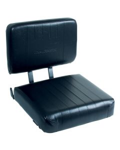 "SY1911 WISE Forklift Seat Vinyl (Barrett, Clark, Cat, Hyster, Mitsubishi, Nissan, TCM, Toyota, Yale) 18""Hx18""Wx21""D"