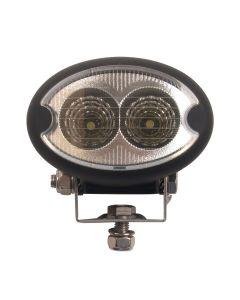 LED WORK LIGHT - OVAL