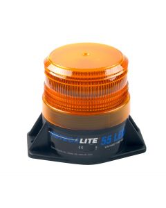 LED Strobe Light - Amber