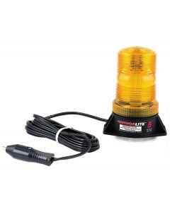 Strobe Light Amber 12-80V Magnetic Mount