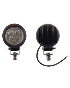 LED WORK LIGHT - ROUND 12-48V