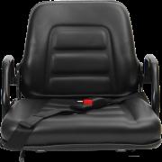 Economical Forklift Seat with Slide Rails