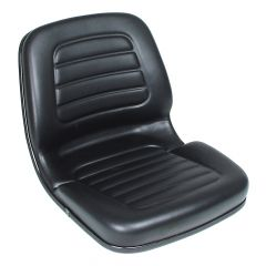 """SY1732 SEARS Forklift Seat Vinyl (Clark, Crown, Hyster, Toyota, Yale) 17 1/2""""Hx18 3/4""""Wx22""""D"""
