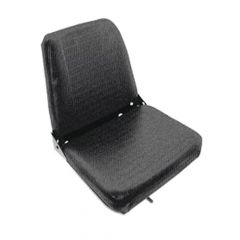 """SY1825 SUPERIOR Universal Forklift Seat Cloth (Toyota) 17 1/2""""Hx19""""Wx20""""D"""